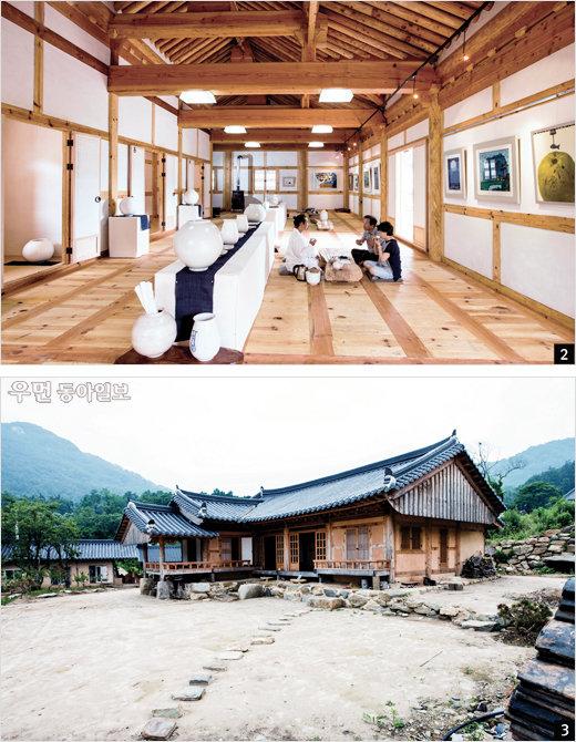 Inspired by Space~ 아티스트들의 일과 집 ③ 도예가 김형규의 전통 한옥 백우헌