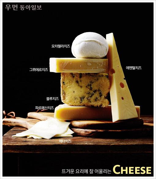 Cheese Variation 차가운 치즈 요리~ 브루스케타