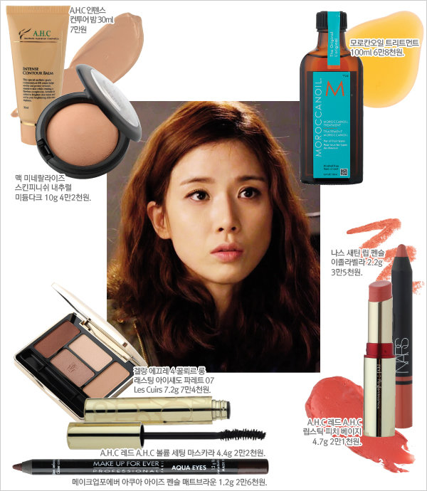 All  about  Heroine ① '신의 선물' 이보영