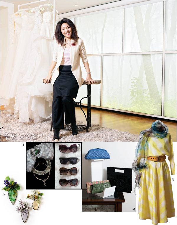 일·패션·그녀들의 옷장~ In Her Wardrobe