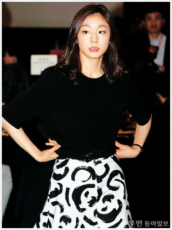 여왕은 지금 연애중! 김연아의 남자 김원중은 누구?