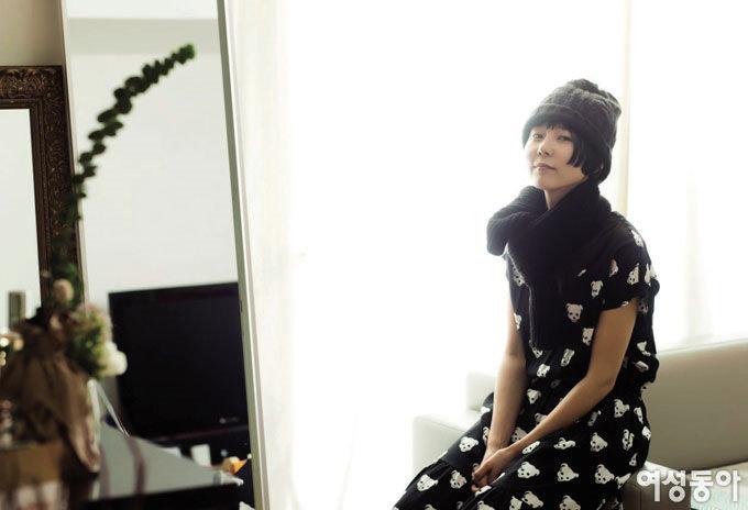 In Her Wardrobe