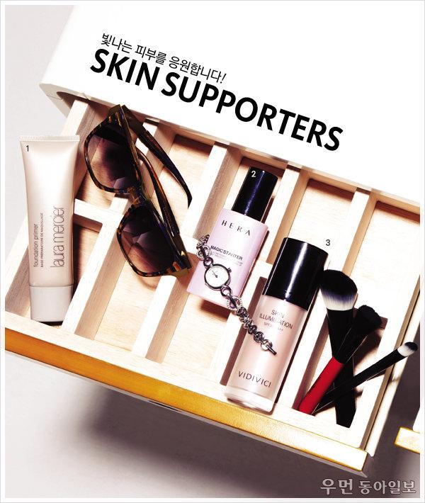 빛나는 피부를 응원합니다! Skin Supporters