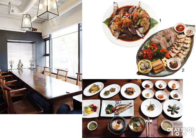 Korean Fine Dining 6