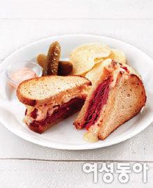 전 세계 공용 샌드위치 조립설명서