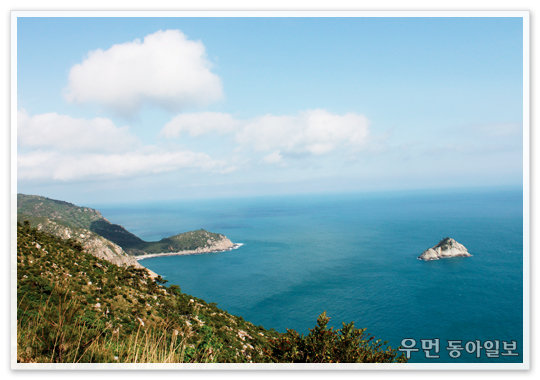 청보리밭처럼 푸른 바다로 진도아리랑이 흐르던 곳~ '서편제'와 만나는 청산도 여행