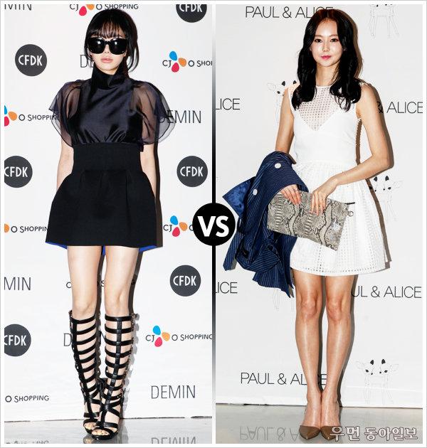 ENCORE FASHION SHOW 끝나지 않은 패션위크① Black or White?