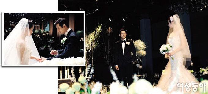 '상남자' 오지호 결혼식날 운 사연