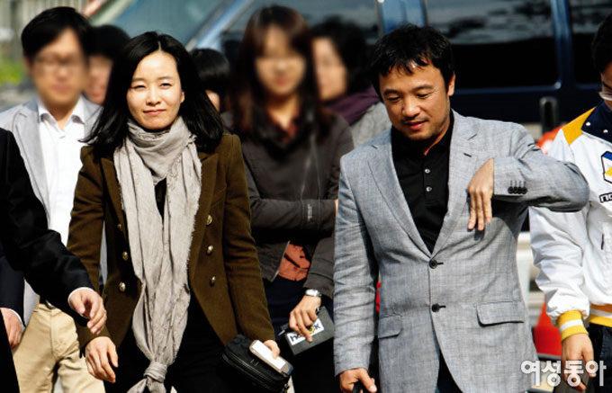 서울 삼성동에 새집 짓는 '벤처 신화' 김택진·윤송이 부부