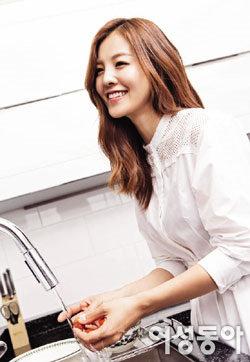 그녀의 감각적인 주방, 리첸 김성은의 Kitchen Talk
