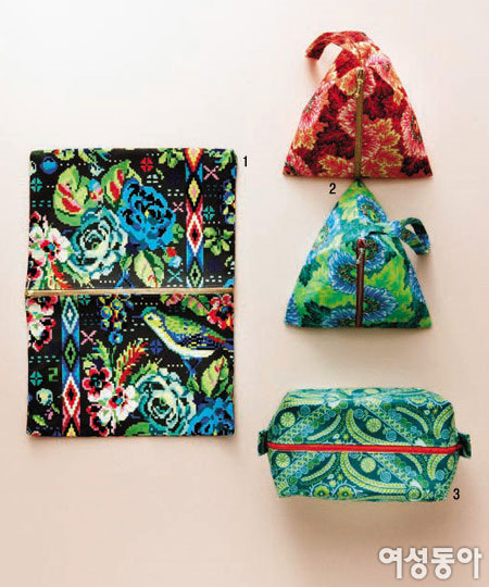 SMALL LUXURY POUCH