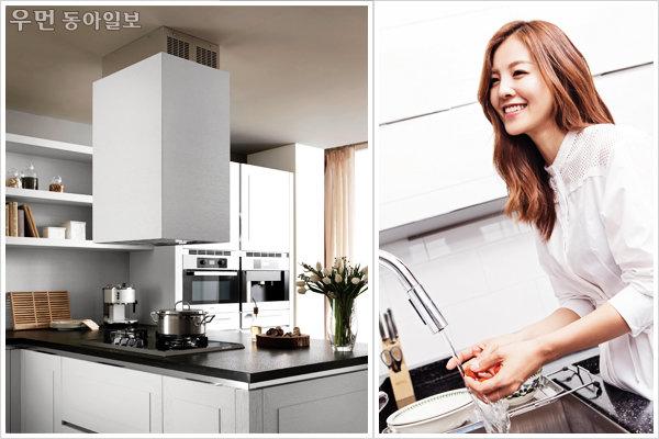 그녀의 감각적인 주방, 리첸! 김성은의 Kitchen Talk