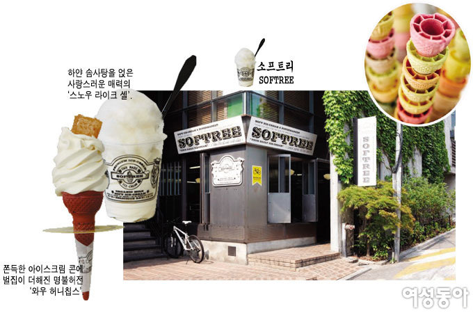 女心 사로잡은 아이스크림 카페 8
