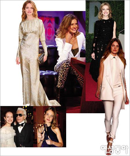 과일 파는 소녀에서 톱 모델로, 세 아이 엄마인 이혼녀 모델에서 LVMH 상속자의 연인 된 나탈리아 보디아노바