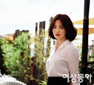 중국영화로 칸 찾은 송혜교