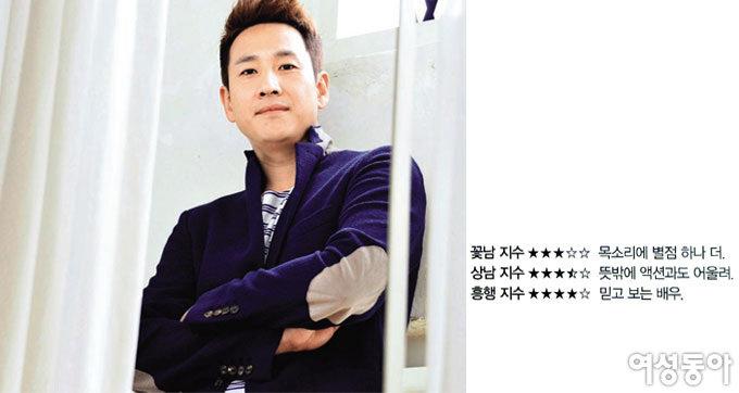 2014 대한민국 남자 배우 Big Match