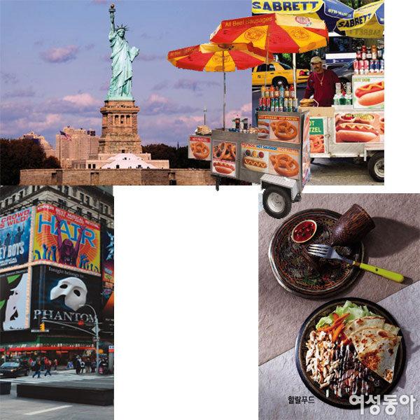 여행지에서 만난 길거리 음식