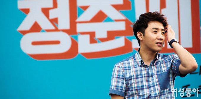 김보성·홍진호·박명수가 청춘에게 물었다 정말 이번 생은 글렀냐고.