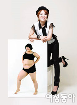 103kg → 51kg 권미진 '반쪽' 다이어트