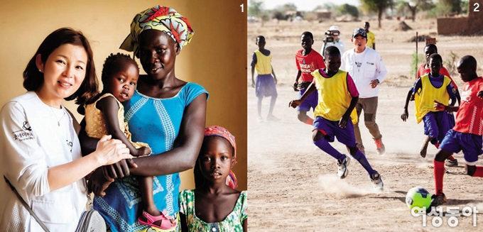 아프리카 어린이들의 키다리 아저씨 이승철