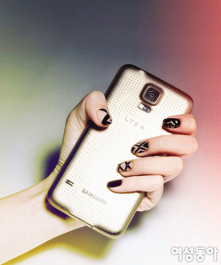 Nails with the Devices