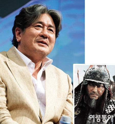 상남자들의 카리스마 격돌 최민식 vs. 류승룡