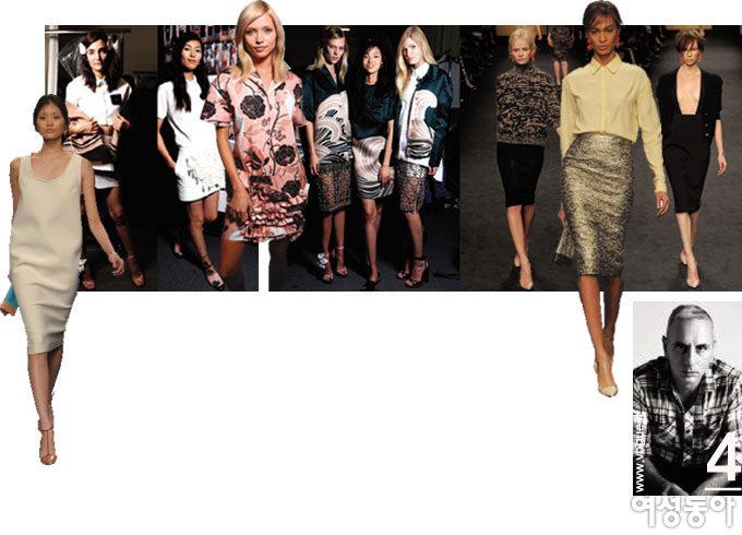 지금 World Fashion의 중심으로 수직 상승한 톱 브랜드 4