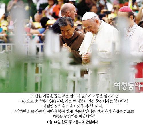 고맙습니다, 교황님
