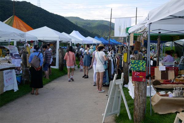 20일 양평 리버마켓에서 첫 번째'로컬쳐'열린다