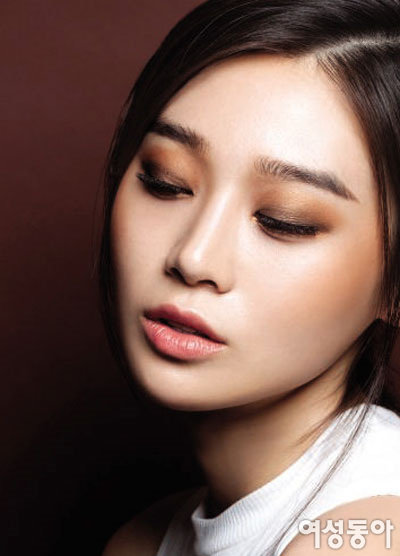 2014 FALL INTO FACE MAKE UP 3