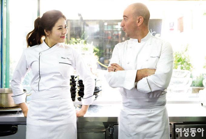 올리비아 리·세바스티앙 레피노아의 Love Kitchen