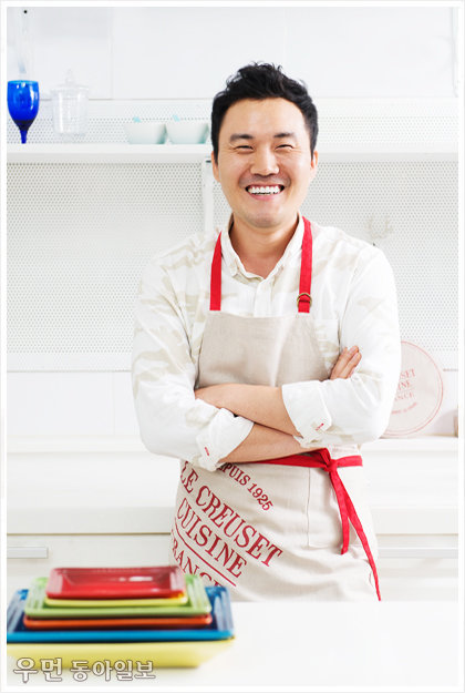 ABOUT FOOD STYLIST…김현학