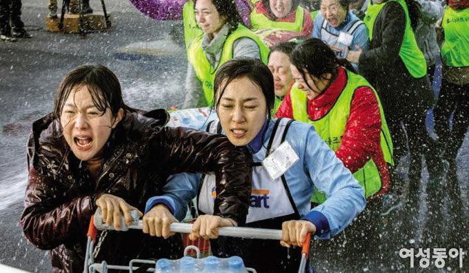 '연기 내공 20년' 염정아 비정규직의 아픔 공감하다