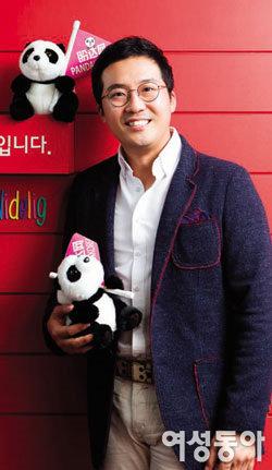 '탕웨이의 판다'로 유명세 탄 판다코리아닷컴 이종식 대표