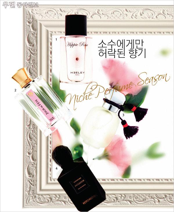 소수에게만 허락된 향기~ Niche Perfume Season