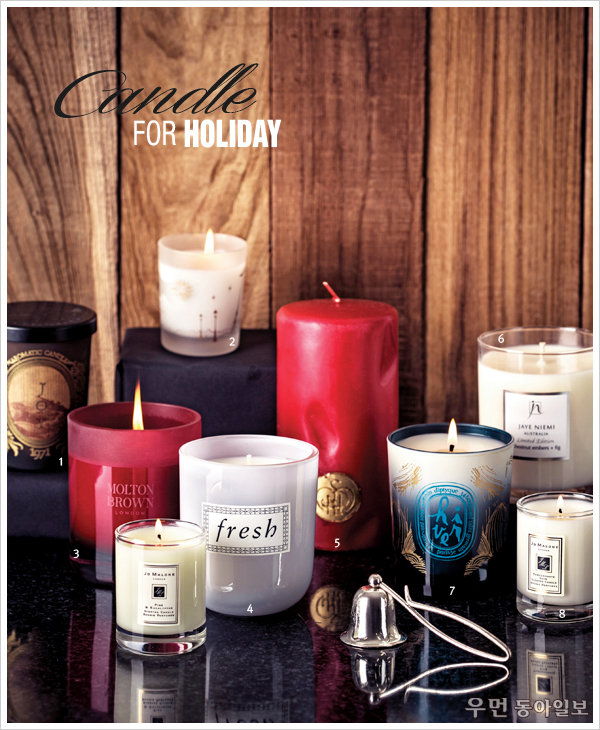 Candle for Holiday