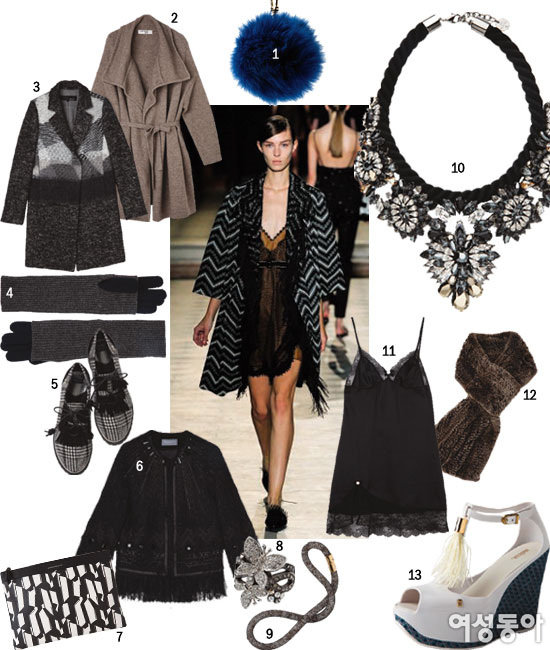 GLAM OUTER STYLES 4