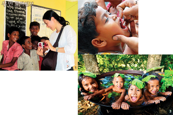 '백신, 아이들, 그리고 보다 나은 세상'~ 국제백신연구소를 가다