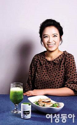 요리 연구가 김영빈의 '간' 편한 해독 레시피