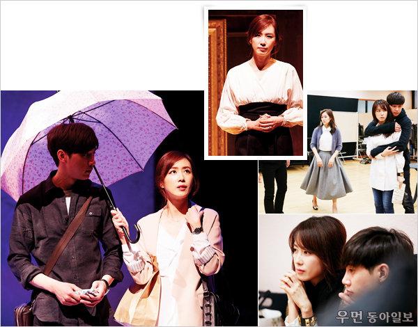 연극 '멜로드라마' 주연 홍은희에게 묻다! 당신은 지금 어떤 사랑을 하고 있나요?