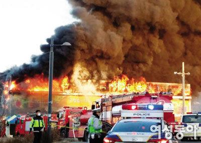 양주 마트 분신 사건의 숨겨진 비극