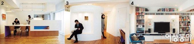 4인4색 도쿄 집 '내 마음대로' 리노베이션