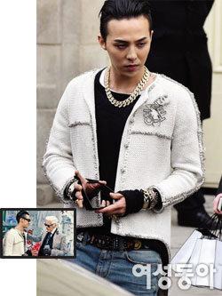 샤넬·생로랑이 인정한 G-Dragon 패션 시크릿