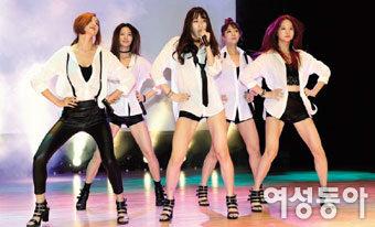 활동 종료 후 음원 차트 역주행, EXID 스타 등극기