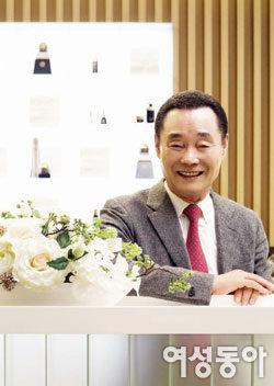 면세점 사업자 선정, 글로벌 경영 박차 가하는 참존 김광석 회장