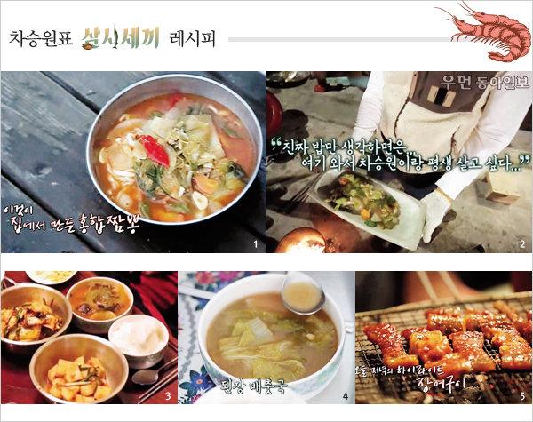 차승원·유해진·나영석, 그리고 만재도~ 삼시세끼의 치명적 유혹