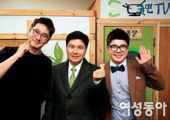 팟캐스트계의 유재석, '정영진의 불금쇼' 개그맨 최욱