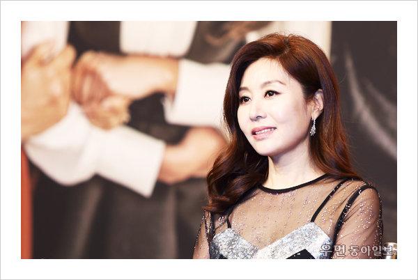 """최명길의 또 다른 얼굴~ """"따뜻하고 사랑 가득한 엄마예요"""""""
