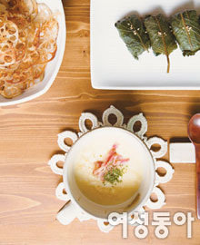 KOREAN KINFOLK TABLE