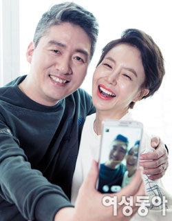 황혜영·김경록의 아름다운 동행